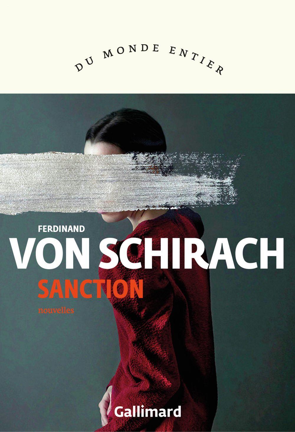 Sanction | Schirach, Ferdinand von (1964-....). Auteur