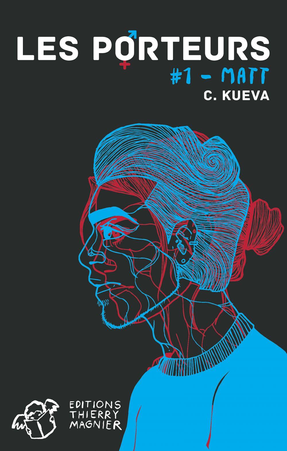 Les Porteurs - Tome 1 | C. Kueva, . Auteur