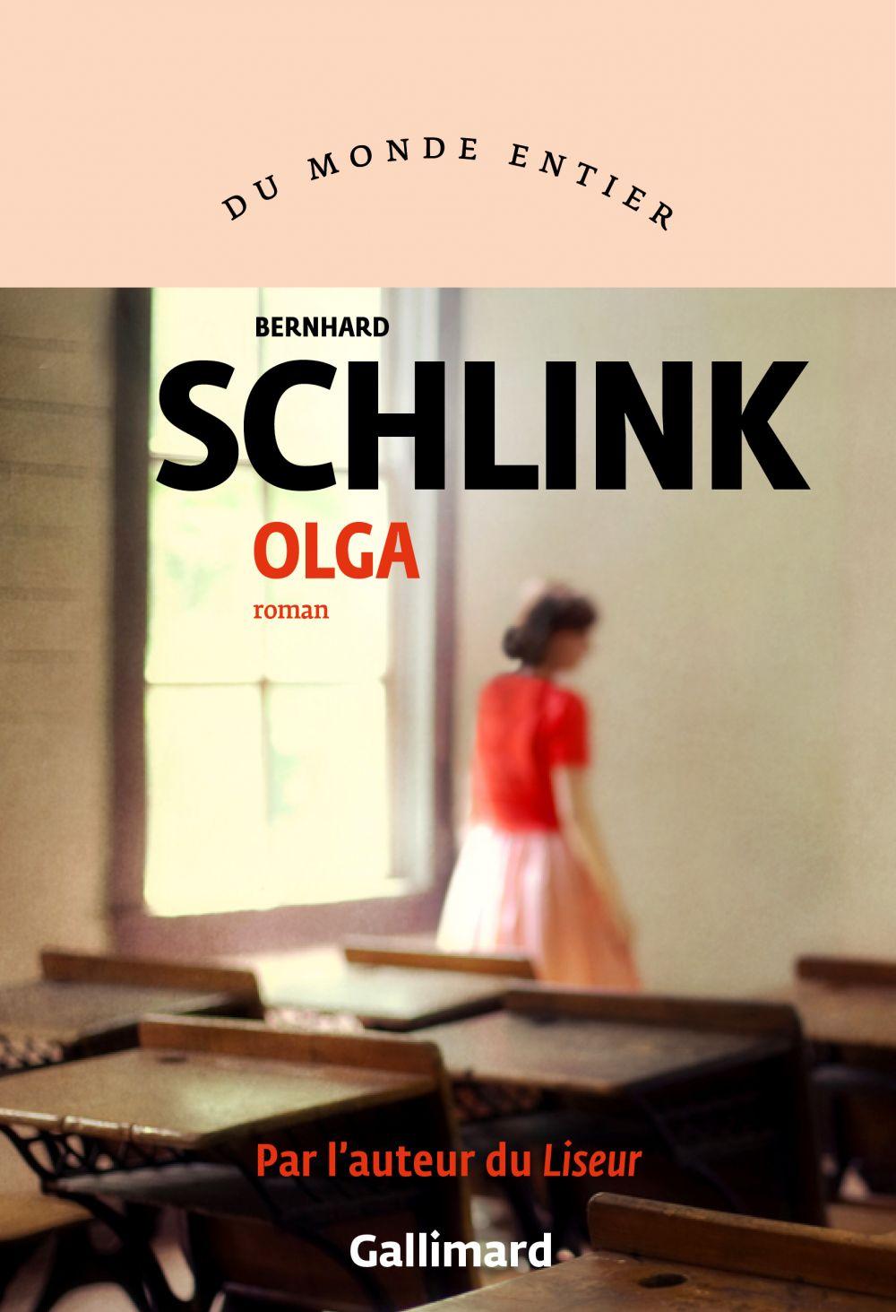 Olga   Schlink, Bernhard
