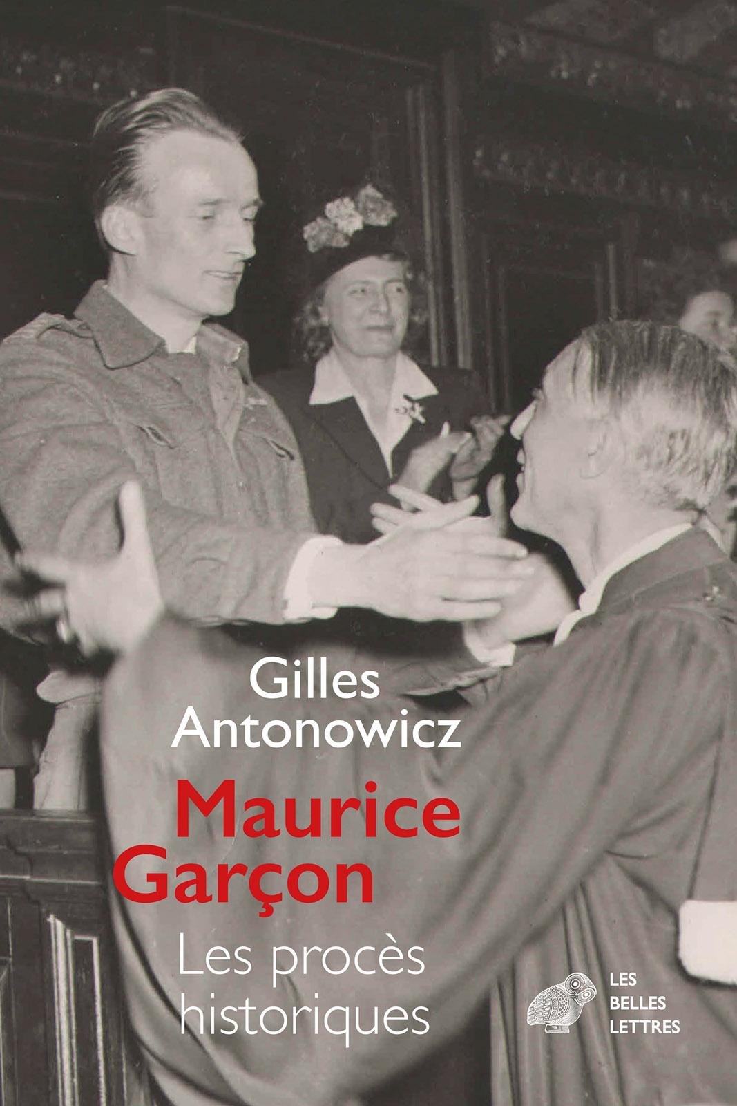 Maurice Garçon. Procès hist...