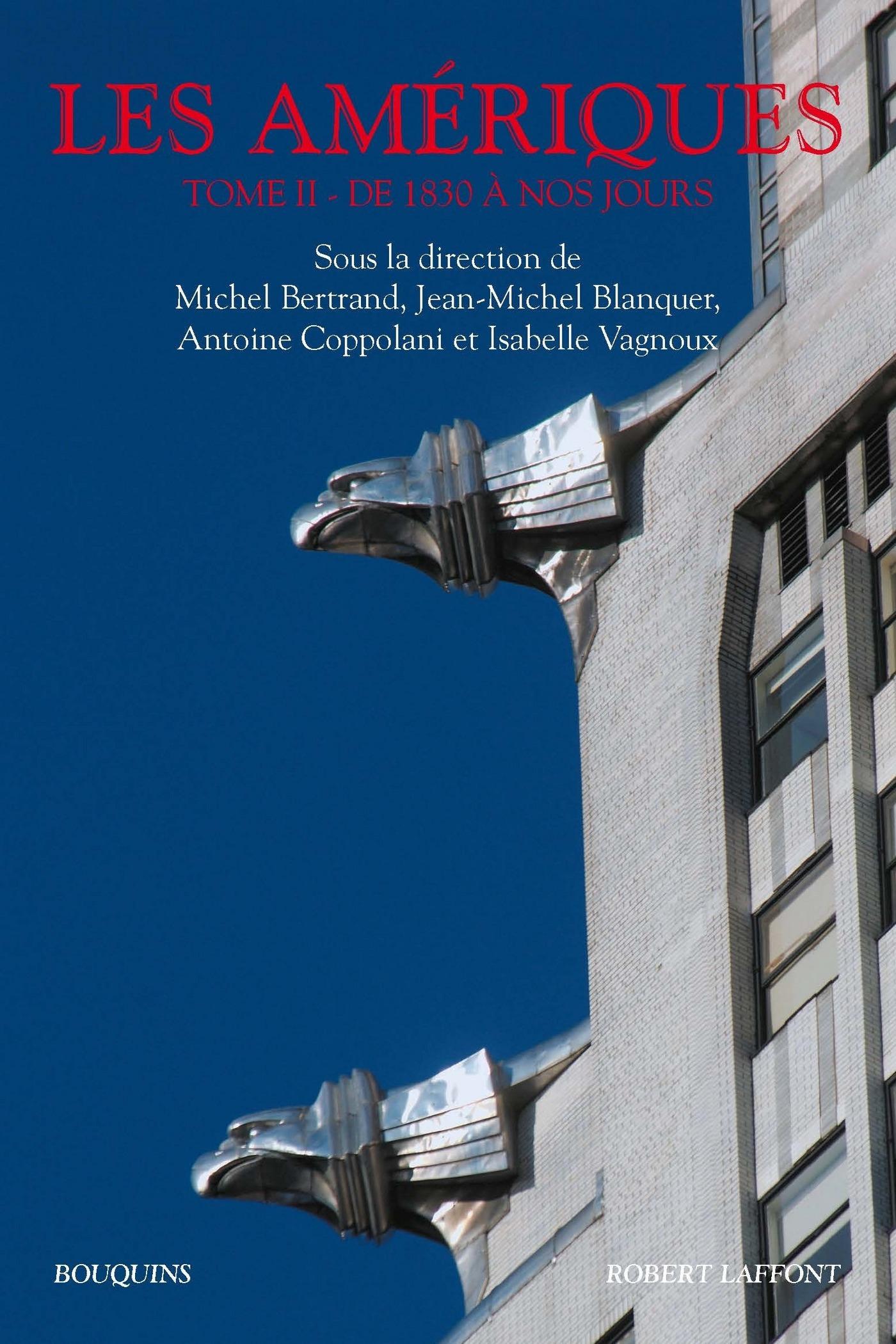Les Amériques - Tome 2   BLANQUER, Jean-Michel
