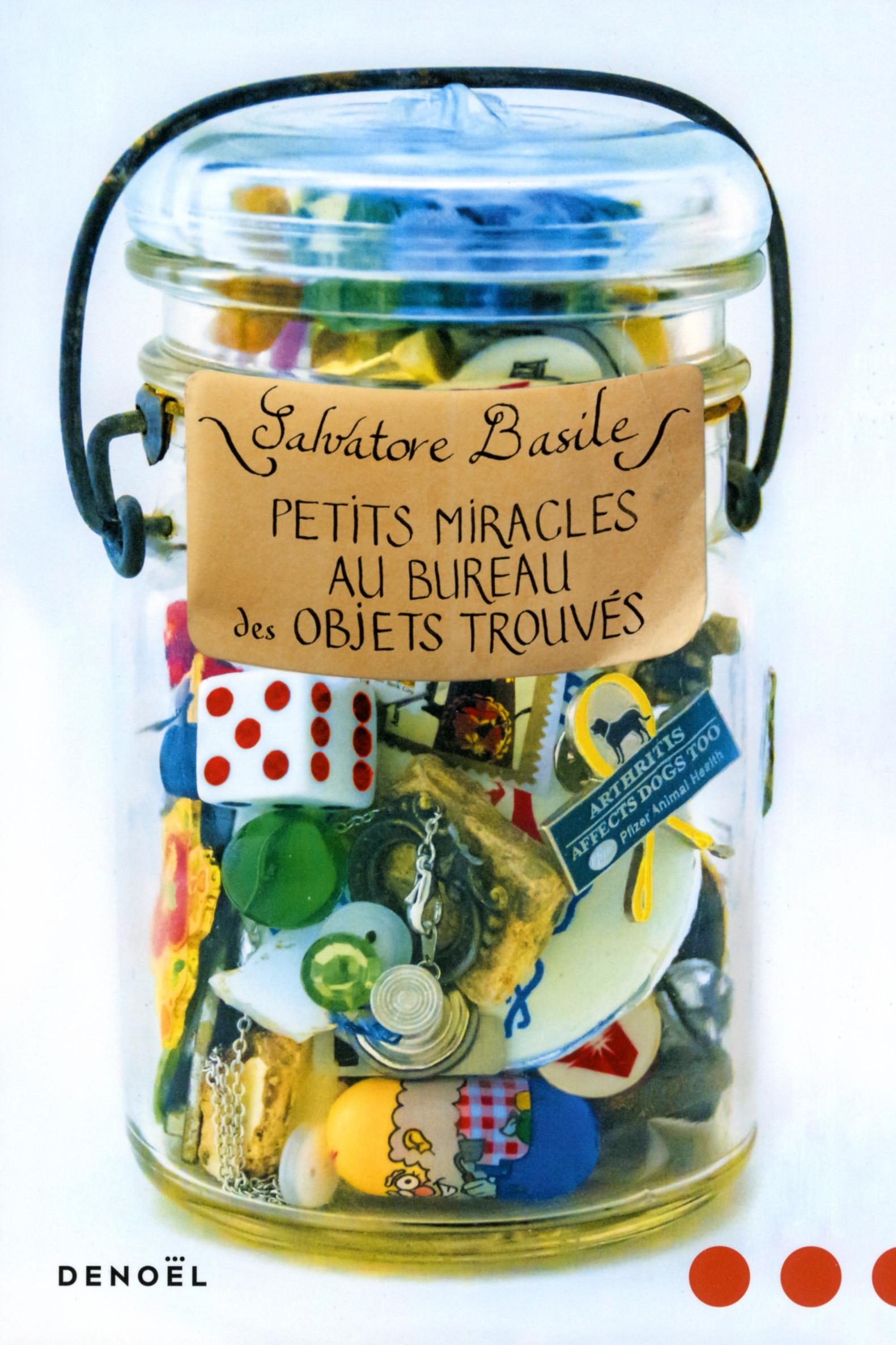 Petits miracles au bureau des objets trouvés | Salvatore, Basile