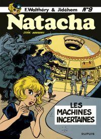 Natacha - tome 9 - Les Mach...