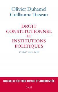 Droit constitutionnel et in...