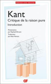 Critique de la raison pure | Kant, Emmanuel (1724-1804). Auteur