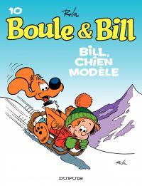 Boule et Bill. Volume 10, Bill, chien modèle