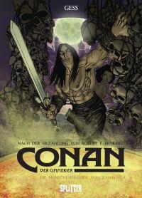 Conan der Cimmerier: Die Me...