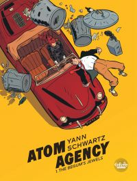Atom Agency - Volume 1 - Th...