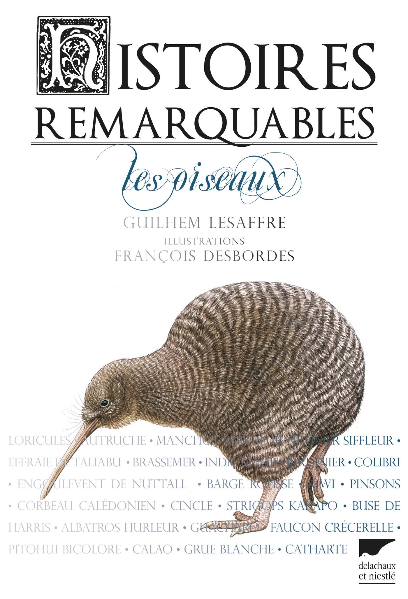 Histoires remarquables. Les oiseaux