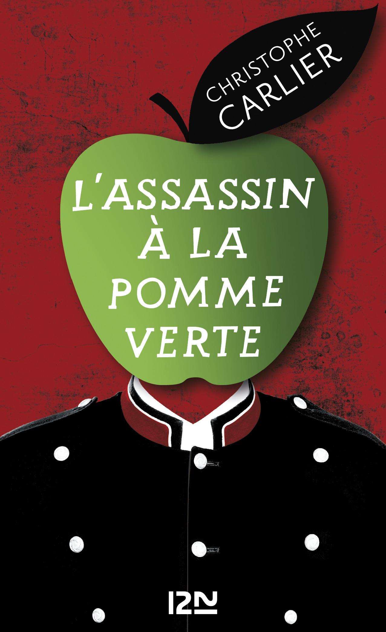 L'Assassin à la pomme verte | CARLIER, Christophe