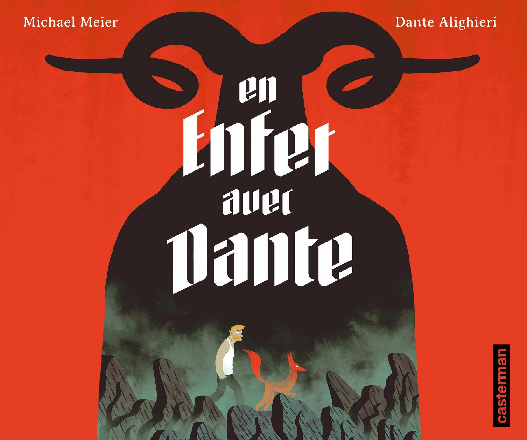 En enfer avec Dante. D'après La Divine Comédie de Dante Alighieri | Meier, Michael