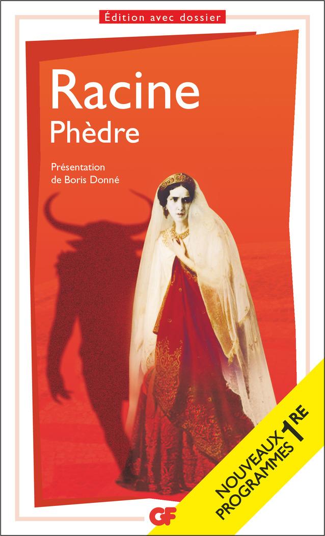 Phèdre   Racine, Jean. Auteur