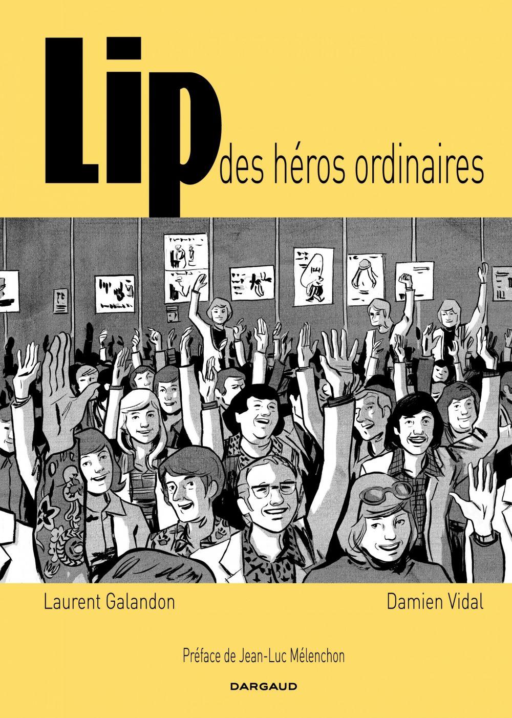 Lip   Galandon, Laurent (1970-....). Auteur