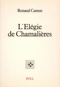 L'Élégie de Chamalières