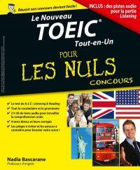 Le Toeic Tout-en-un Pour les Nuls Concours | BASCARANE, Nadia. Auteur