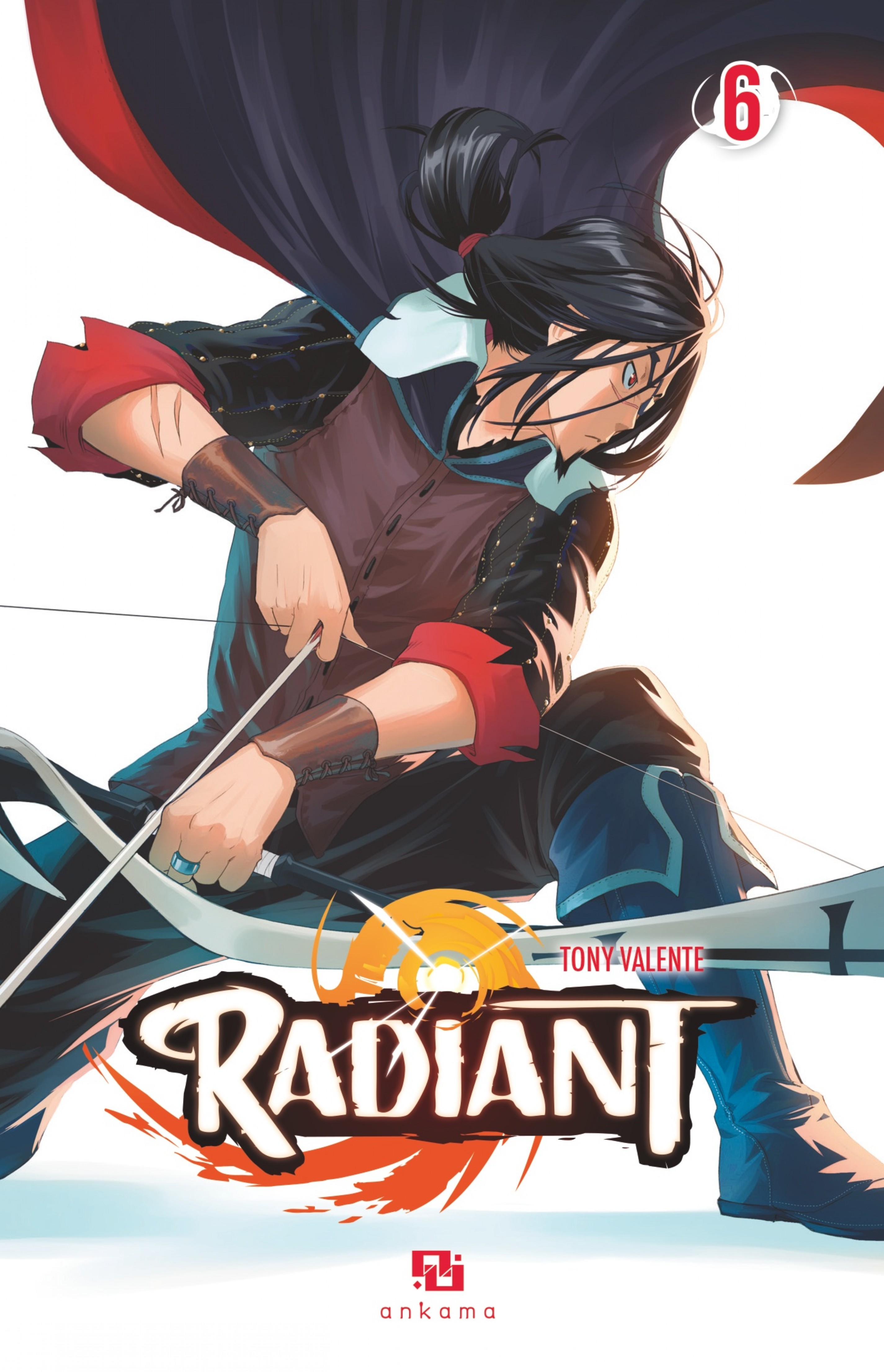 Radiant - Tome 6 - Radiant - Tome 6 | Tony Valente,