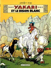 Image de couverture (Yakari - tome 02 - Yakari et le bison blanc)