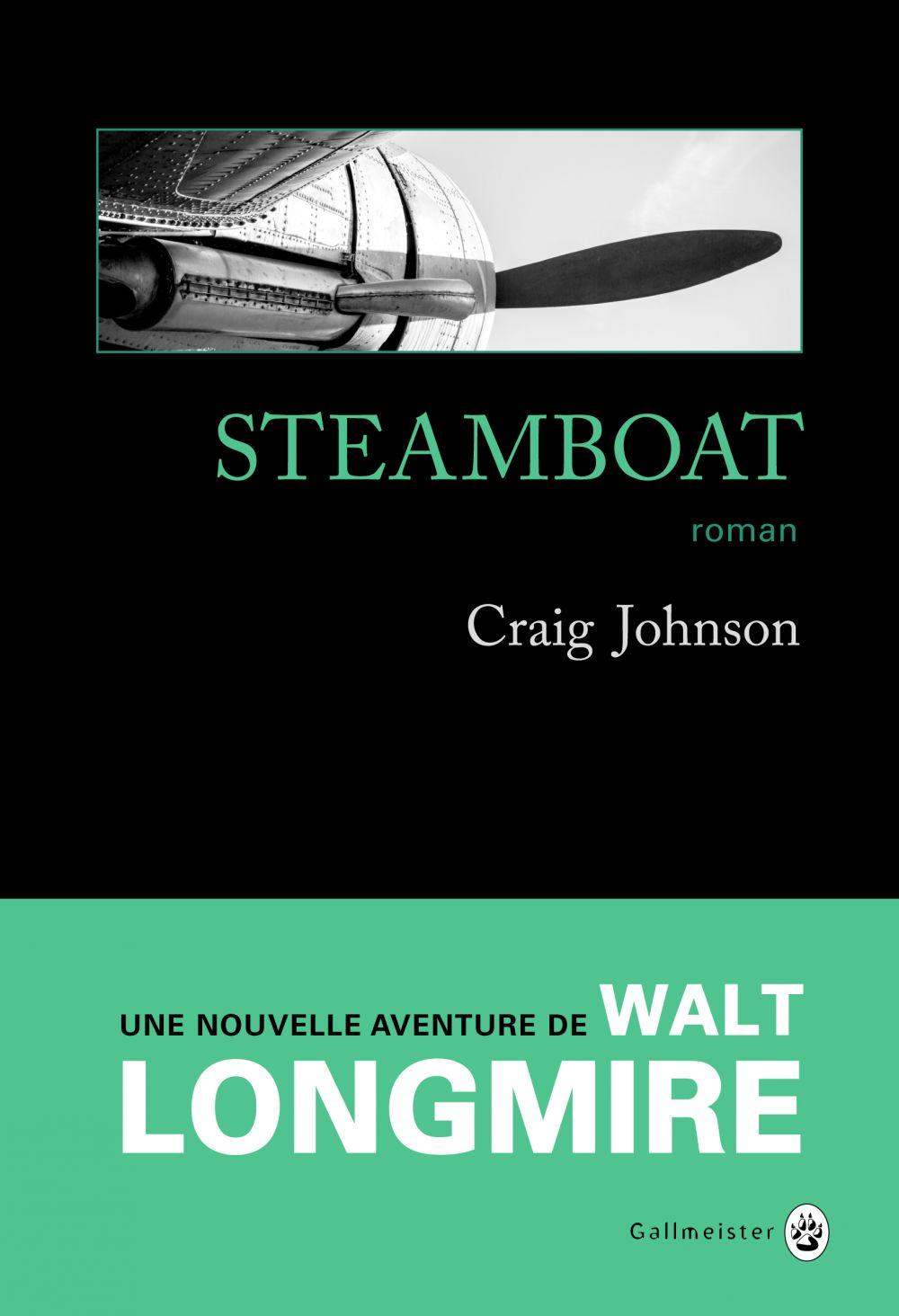 Steamboat | Johnson, Craig. Auteur