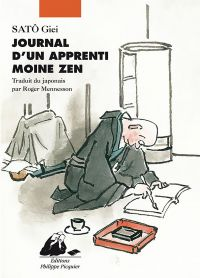 Image de couverture (Journal d'un apprenti moine zen)