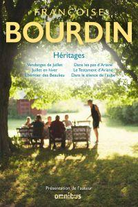 Héritages | BOURDIN, Françoise. Auteur