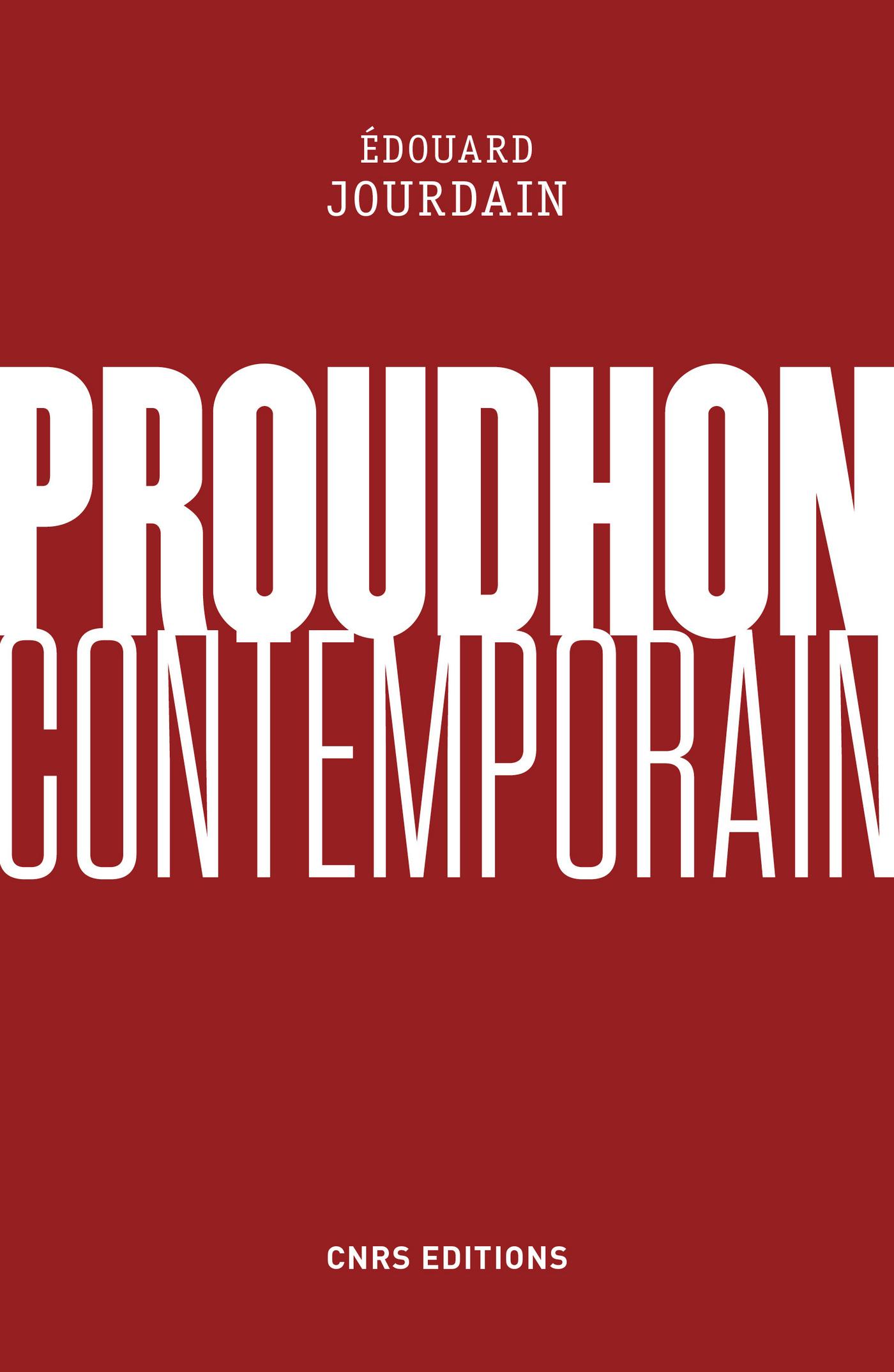 Proudhon contemporain