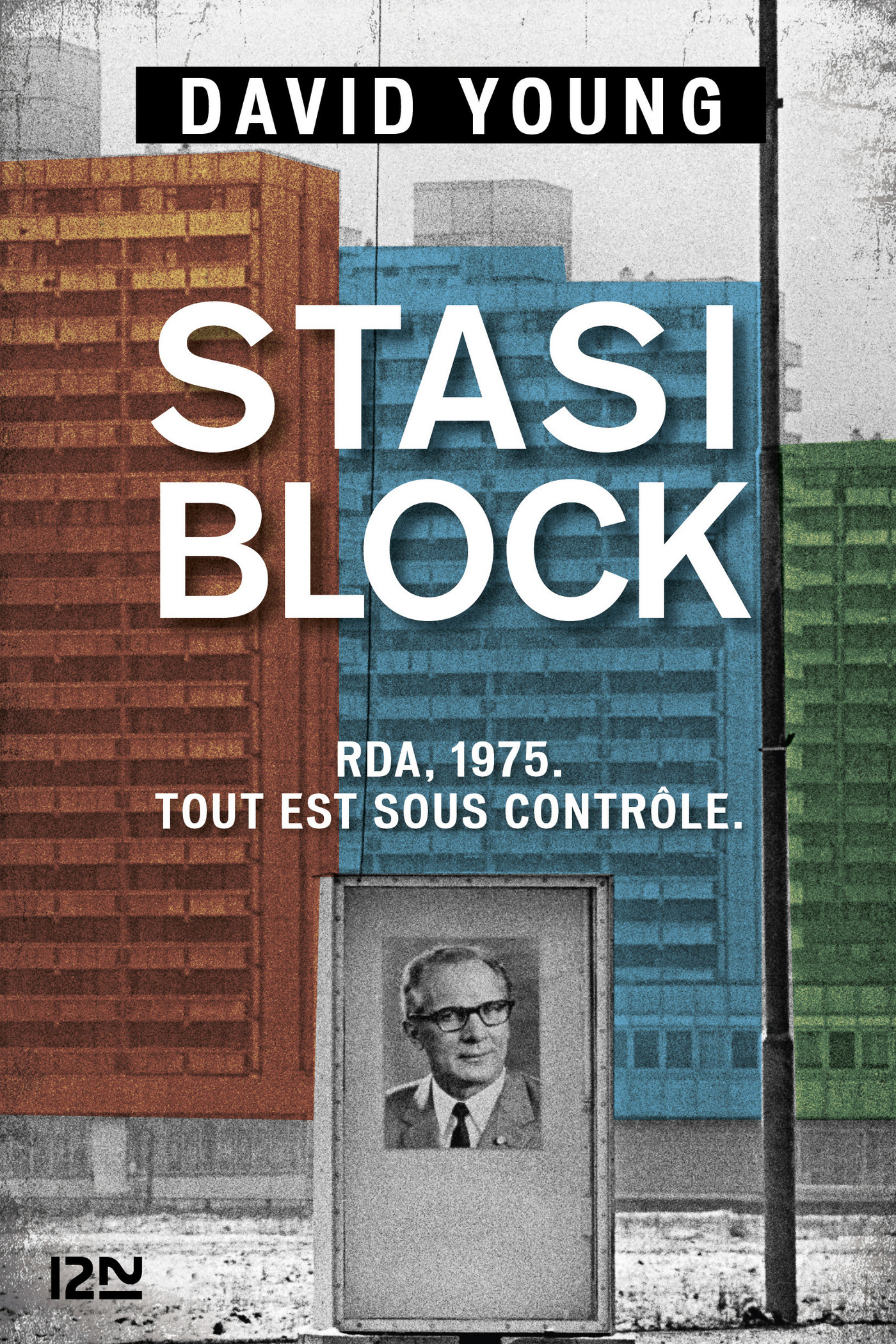 Stasi Block | YOUNG, David