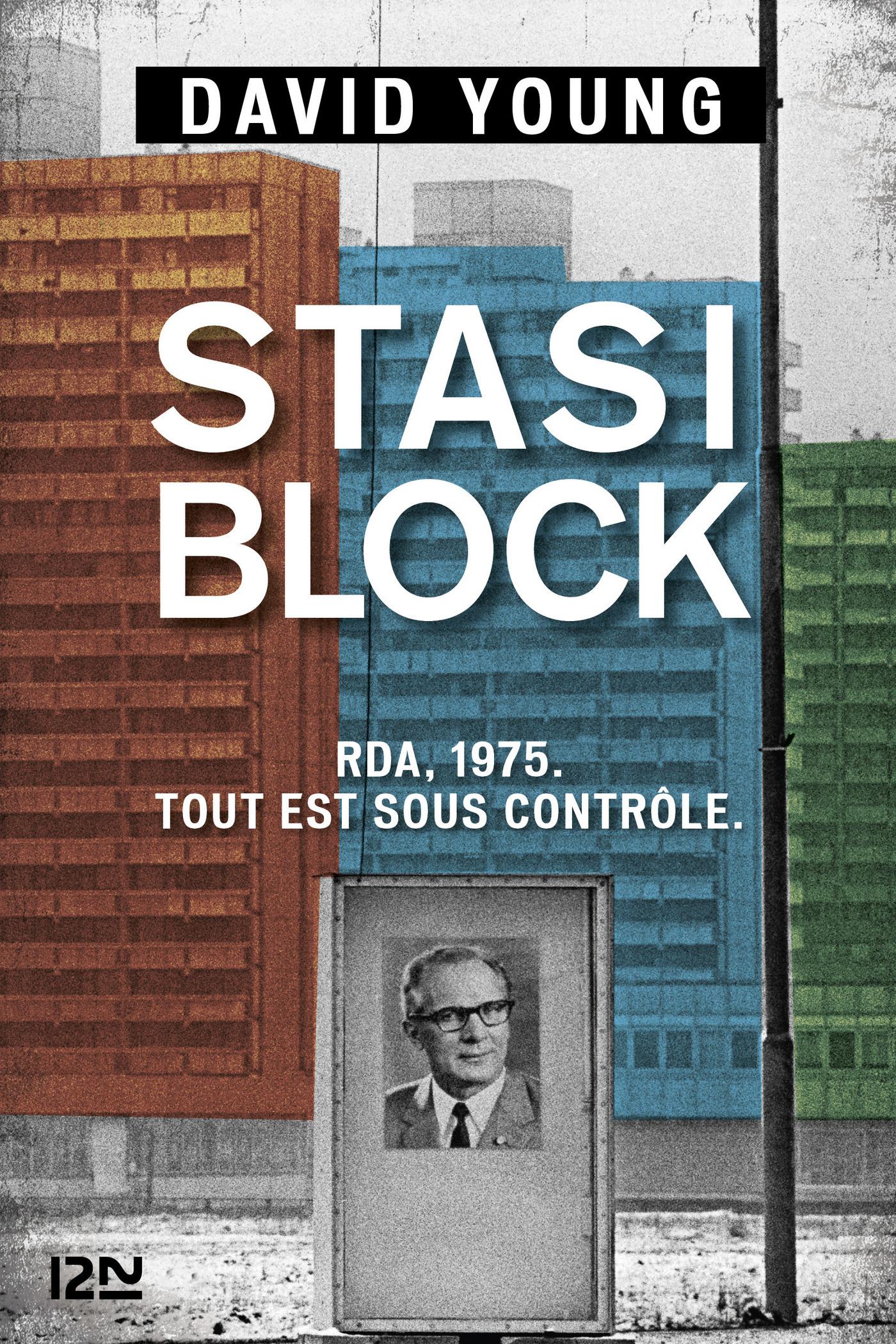 Stasi Block | YOUNG, David