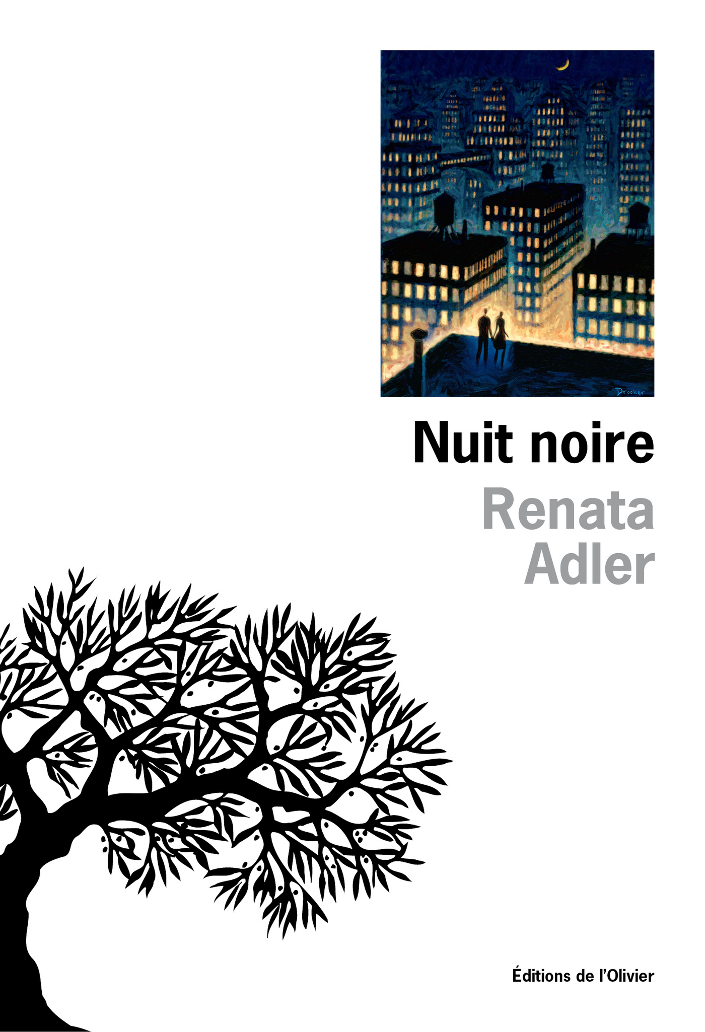 Nuit noire | Adler, Renata