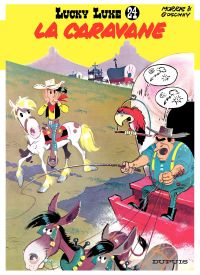 Lucky Luke. Volume 24, La caravane