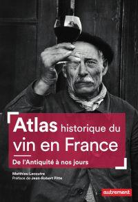 Cover image (Atlas historique du vin en France)