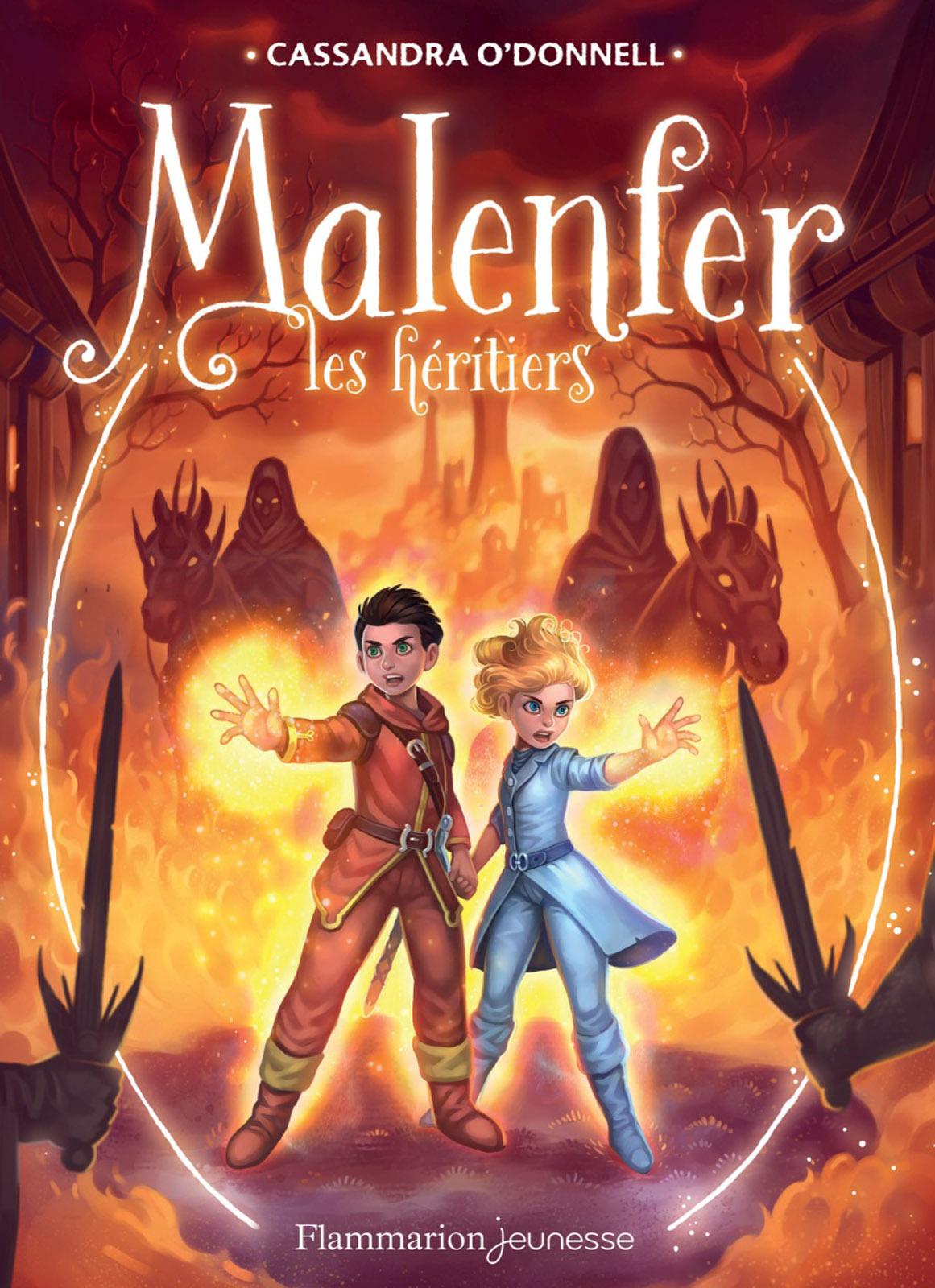 Malenfer - Terres de magie (Tome 3) - Les héritiers |