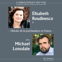 Image de couverture (Histoire de la psychanalyse en France)