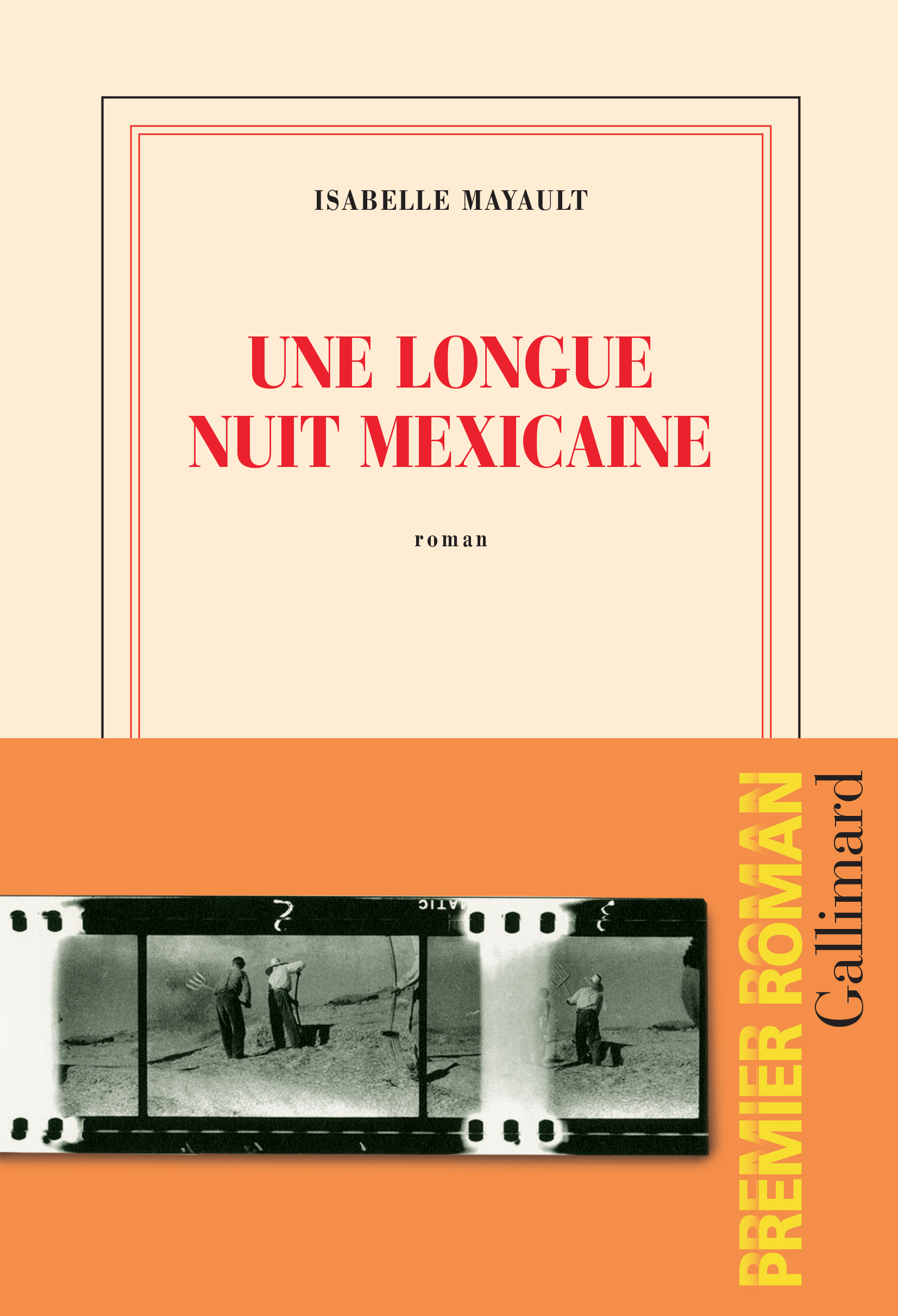Une longue nuit mexicaine | Mayault, Isabelle
