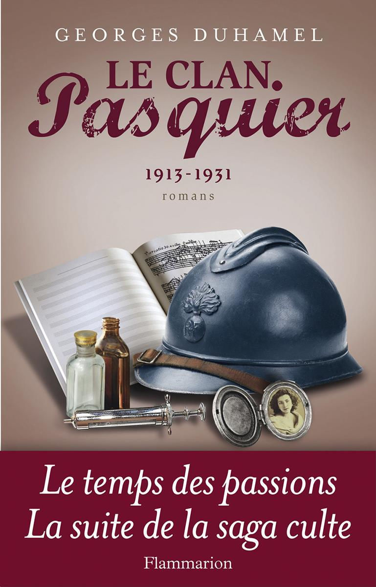 Le Clan Pasquier, 1913-1931