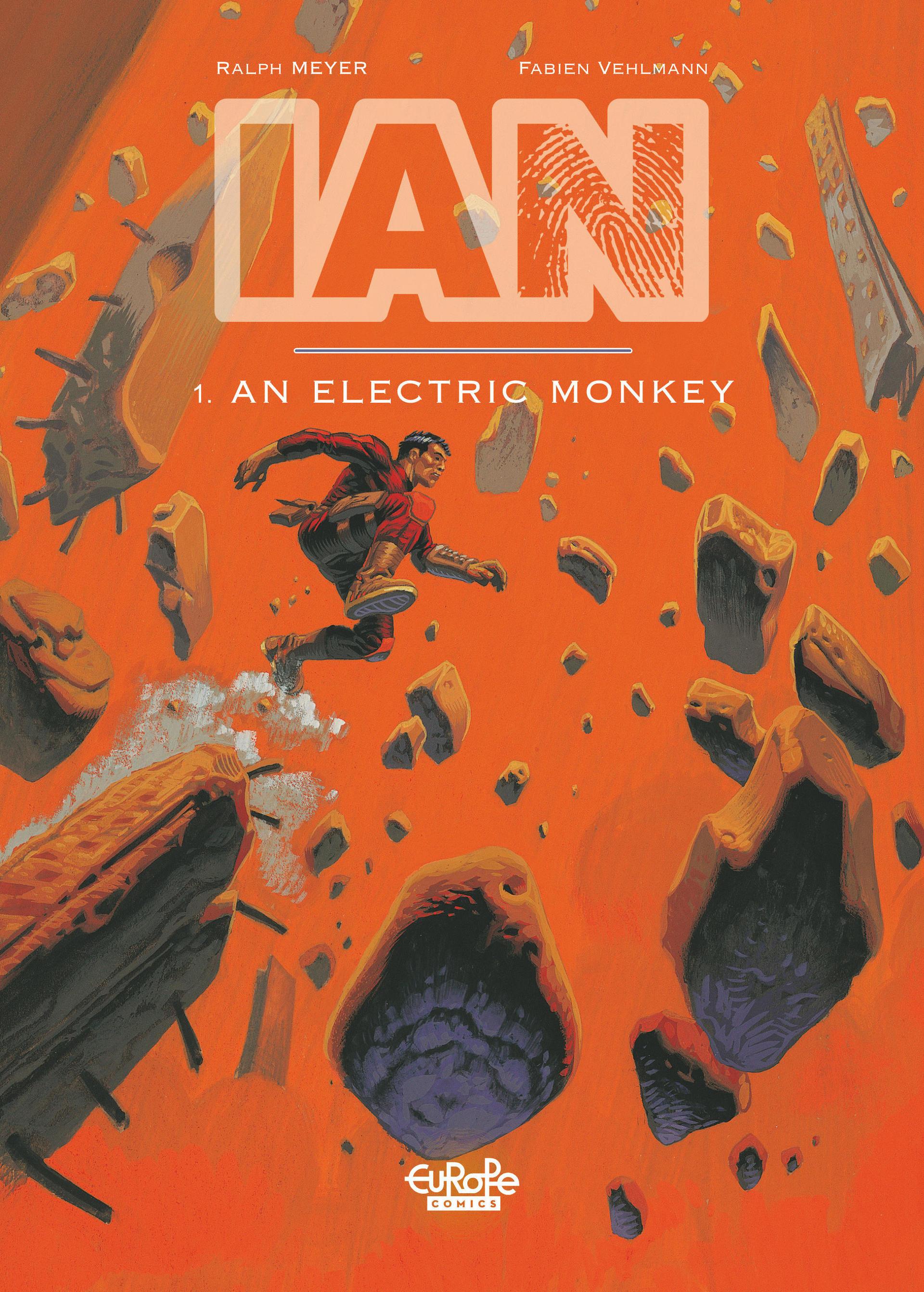 IAN - Volume 1 -  An Electr...