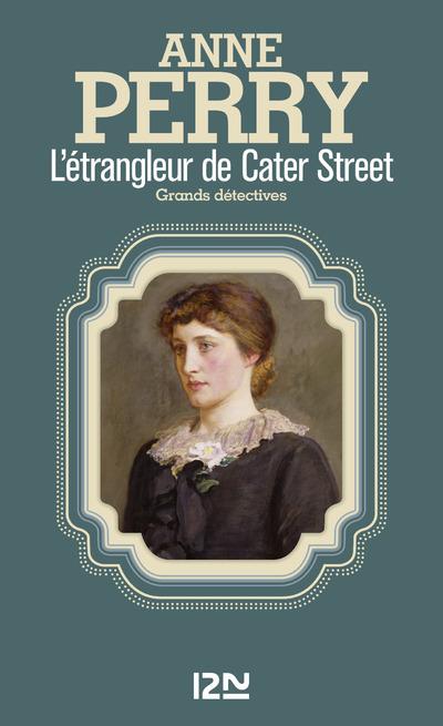 L'étrangleur de Cater Street | PERRY, Anne