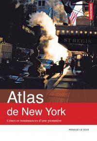 Image de couverture (Atlas de New York : crises et renaissances d'une pionnière)
