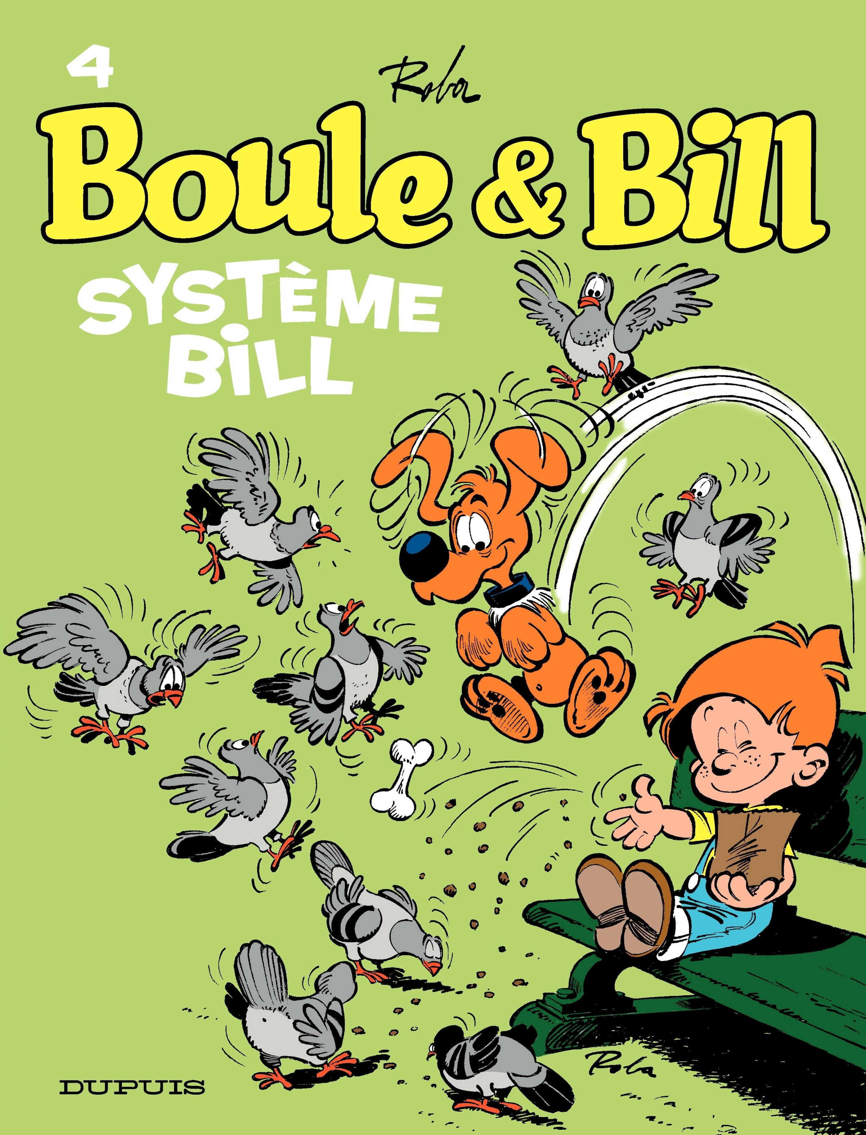 Boule et Bill - Tome 4 - Sy...