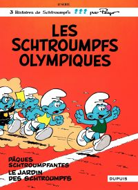 Les Schtroumpfs. Volume 11, Les schtroumpfs olympiques