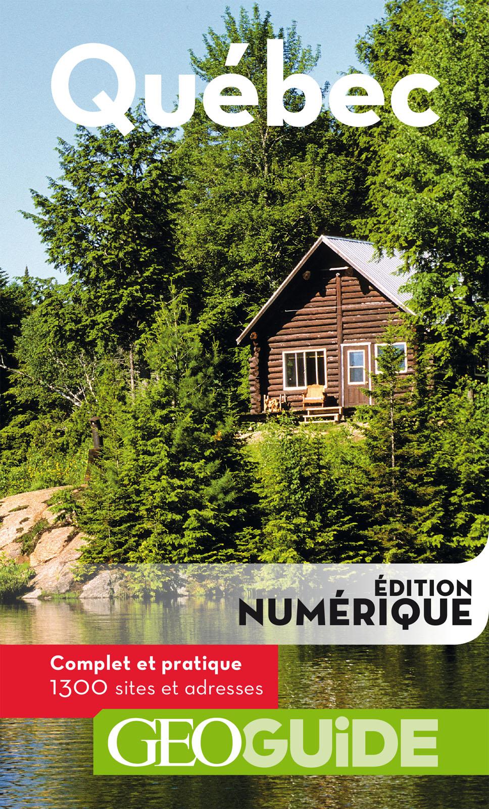 GEOguide Québec | Collectif,