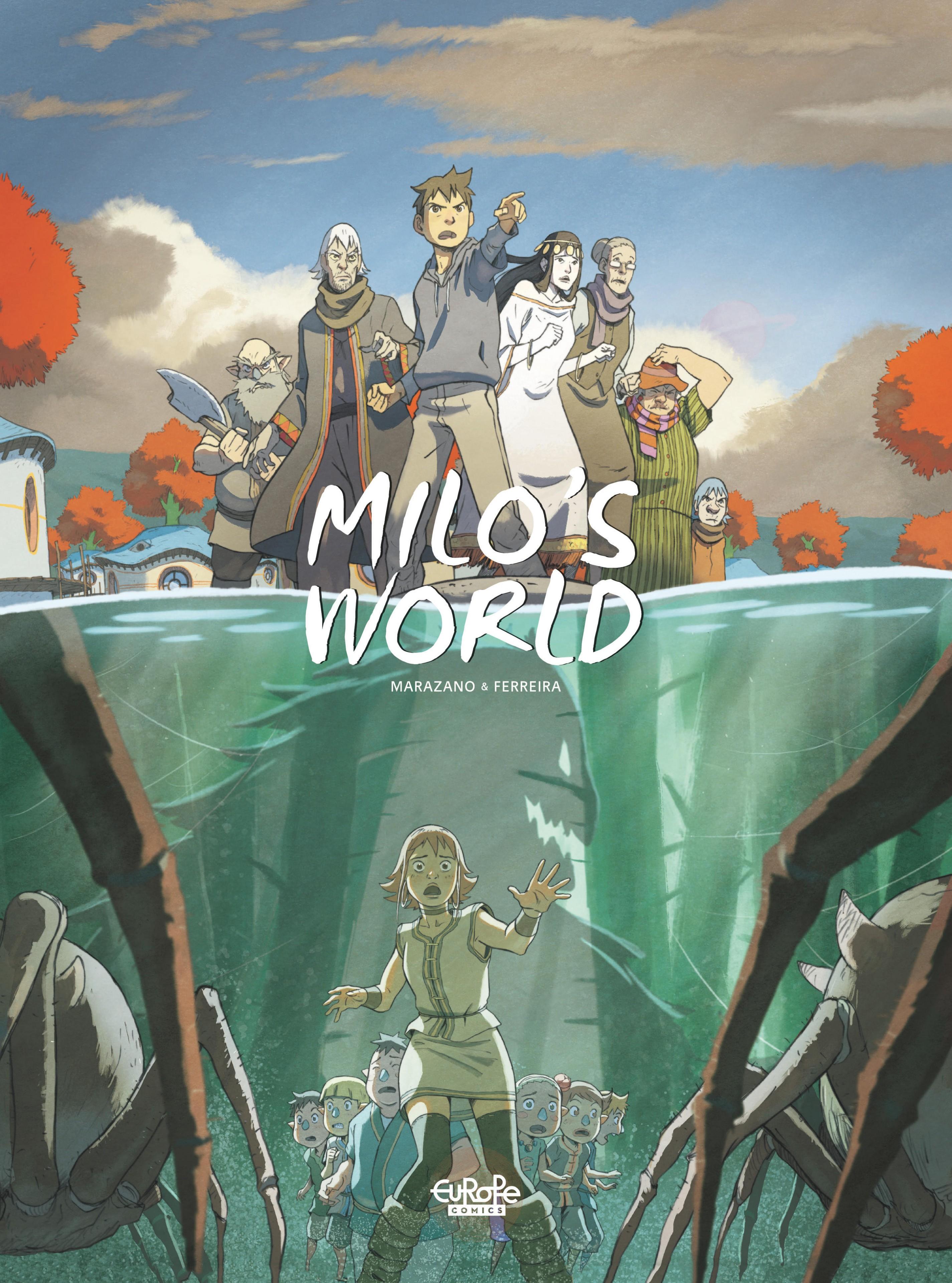 Milo's World - Volume 3