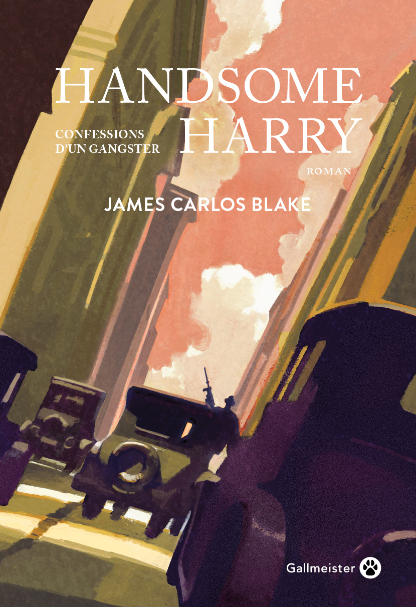 Handsome Harry | Blake, James Carlos