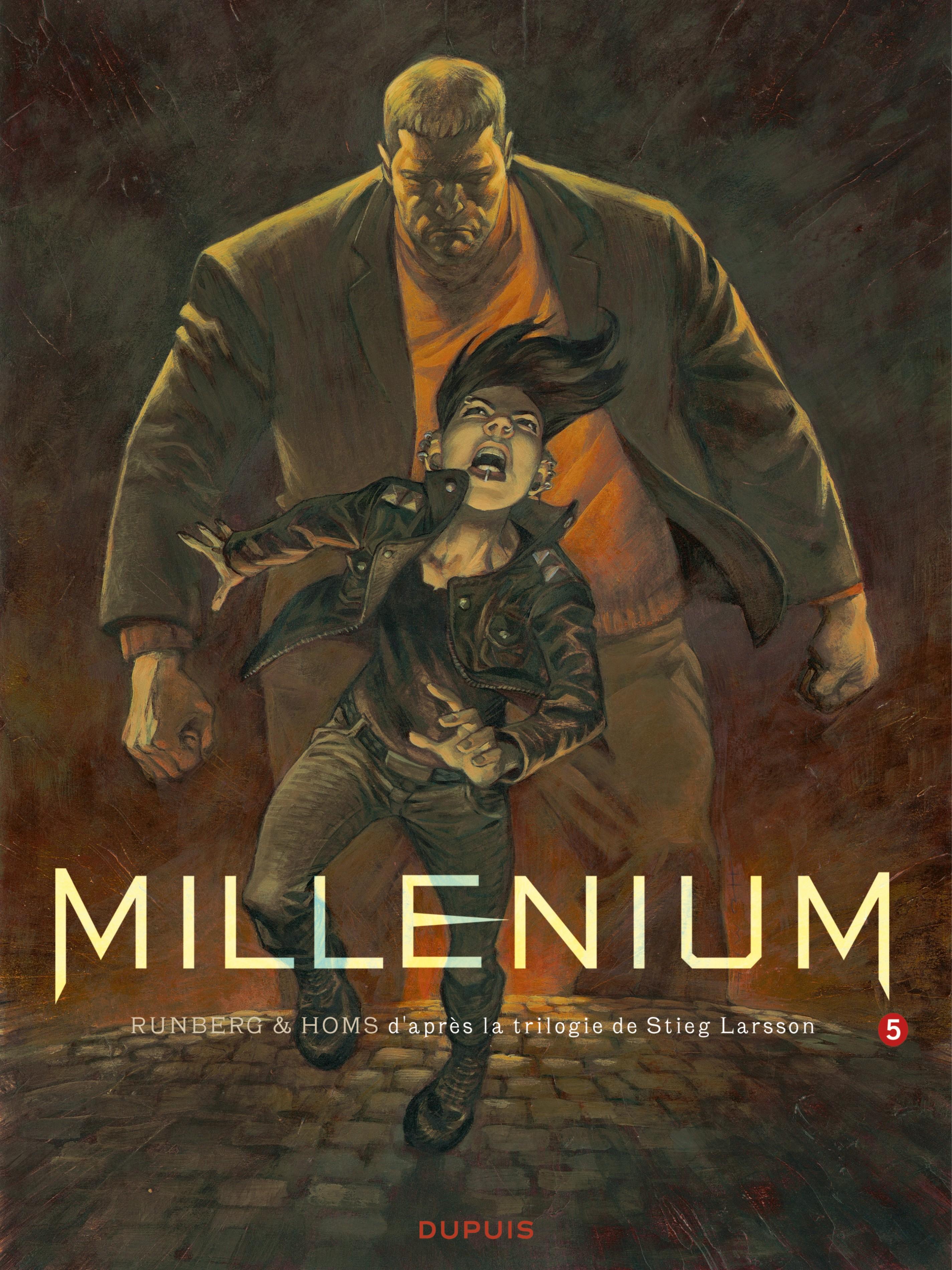 Millénium - Tome 5