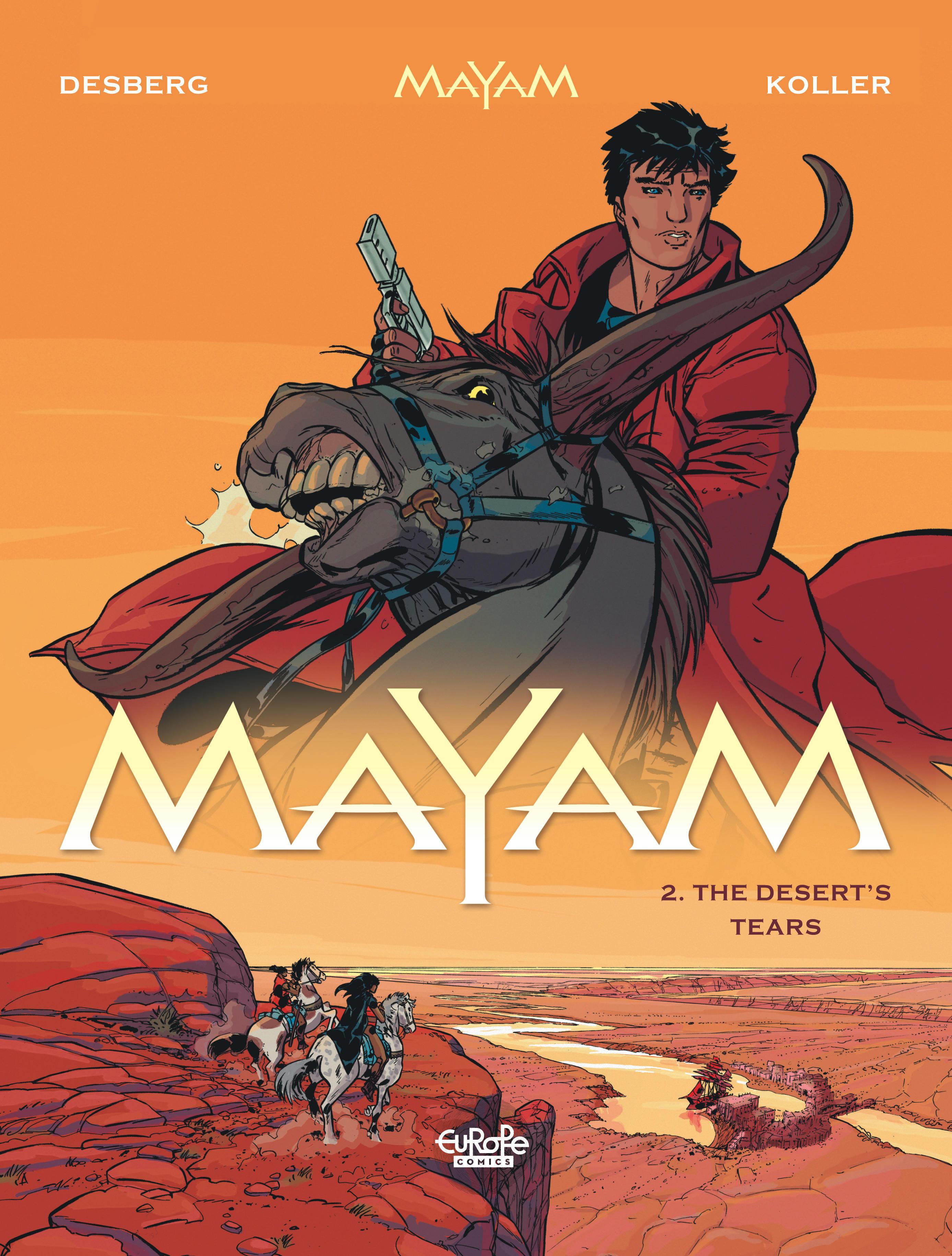 Mayam - Volume 2