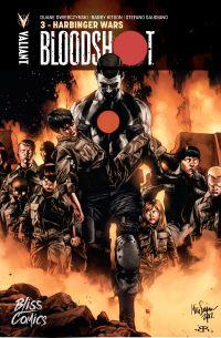 Bloodshot - Tome 3 - Harbin...