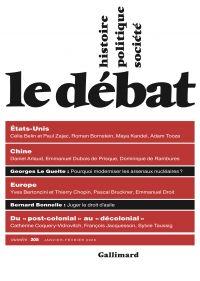 Le Débat N° 208 (Janvier - ...