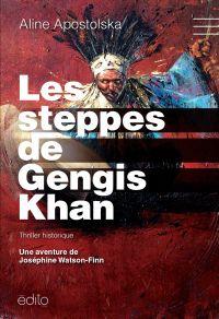 Image de couverture (Les steppes de Gengis Khan)