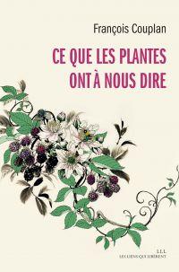Cover image (Ce que les plantes ont à nous dire)