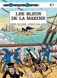 Les Tuniques bleues. Volume 7, Les bleus de la marine