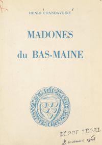 Madones du Bas-Maine